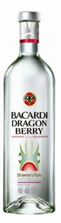 Bacardi Rum Dragon Berry 750ml